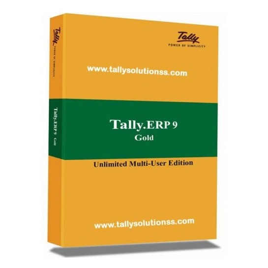 Tally Software Services - Gold International UPGRADE