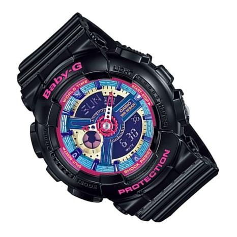 Casio BA-112-1A Baby-G Watch