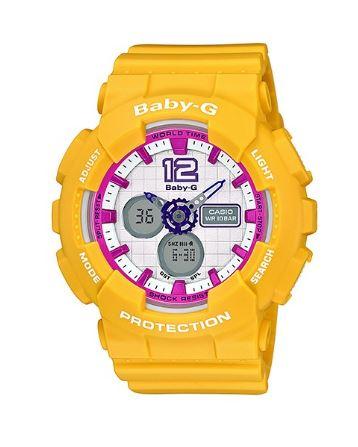 Casio BA-120-9BDR Baby G Watch