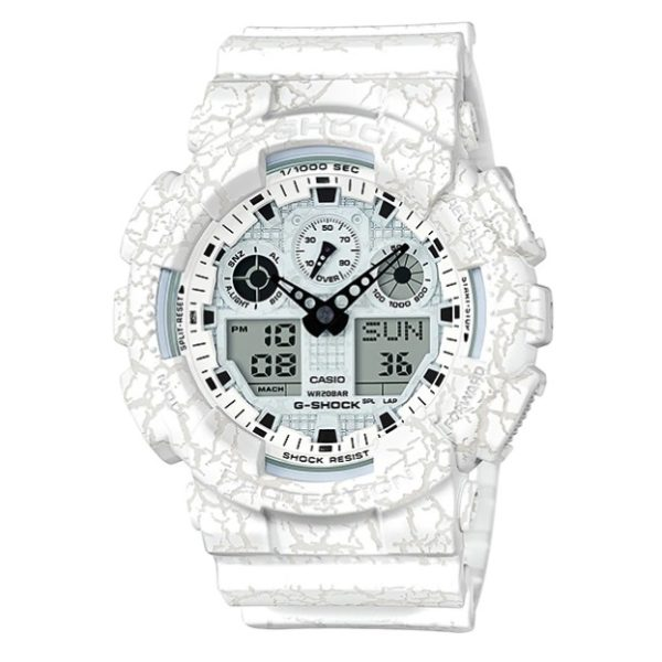 Casio GA100CG7ADR G Shock Watch