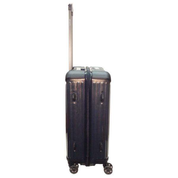 Highflyer T1000 Trolley Luggage Bag Black 3pc Set TH1000PPC3PC
