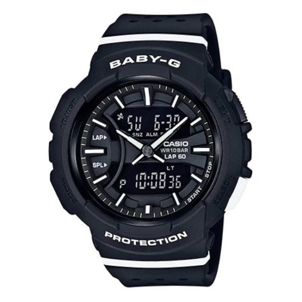 Casio BGA2401A1DR Baby G Watch