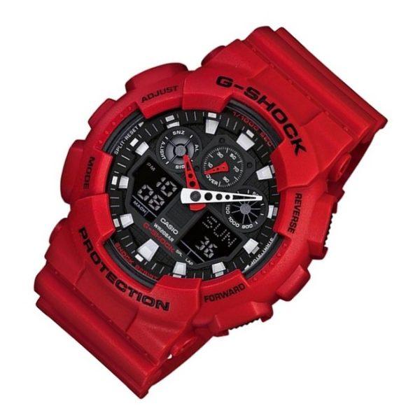 Casio GA-100B-4A G-Shock Watch