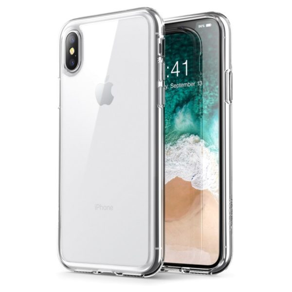 finest selection 3b6a3 c053b Buy We Protective Case Transparent For Apple iPhone X – COQTPUIX ...