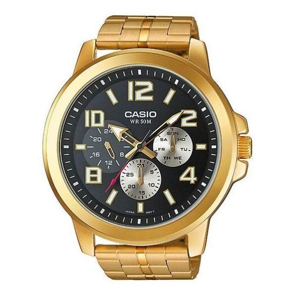 Casio MTP-X300G-1AV Enticer Men's Watch