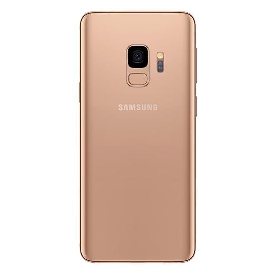 Samsung Galaxy S9 256GB Sunrise Gold 4G Dual Sim Smartphone