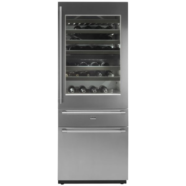Asko Built In Bottom Freezer 445 Litres RWF2826S