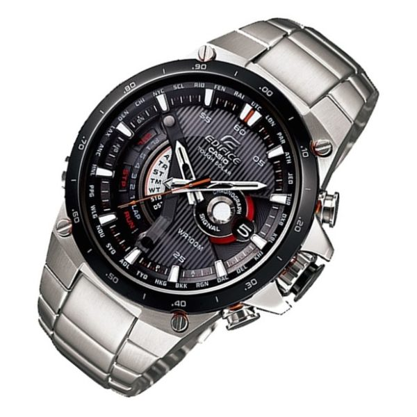 Casio EQSA1000DB1AVDR Edifice Solar Powered Watch