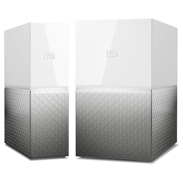 Western Digital My Cloud Home NAS Drive 3TB White WDBVXC0030HWTEESN