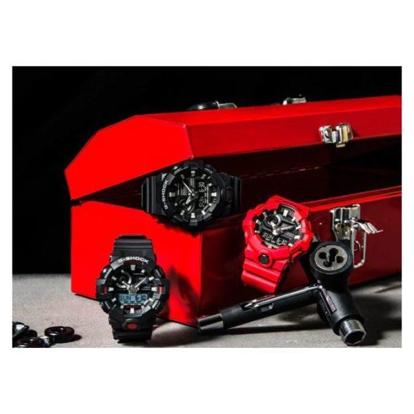 Casio GA-700-1A G-Shock Watch