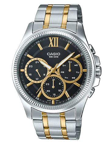 Casio MTP-E315SG-1AV Enticer Men's Watch