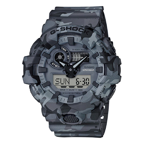 Casio GA700CM8ADR G Shock Watch