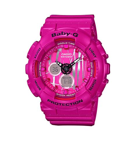 Casio BA-120SP-4ADR Baby G Watch