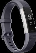 Fitbit Alta HR Wristband Blue Gray Large FB408SGYLEU