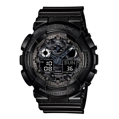 Casio GA100CF1ADR G Shock Watch