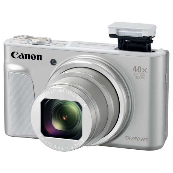 Canon Powershot SX730 HS Digital Camera Silver