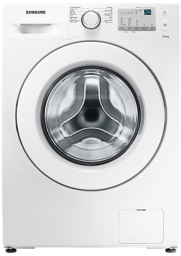Samsung Front Load Washer 6kg WW60J3083LW