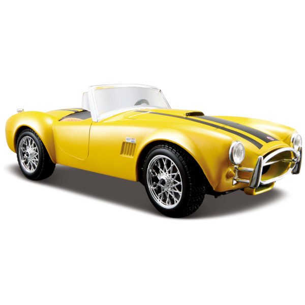 Maisto 31276 Shelby Cobra 427 1965 Special Edition 1:24 - Color May Vary