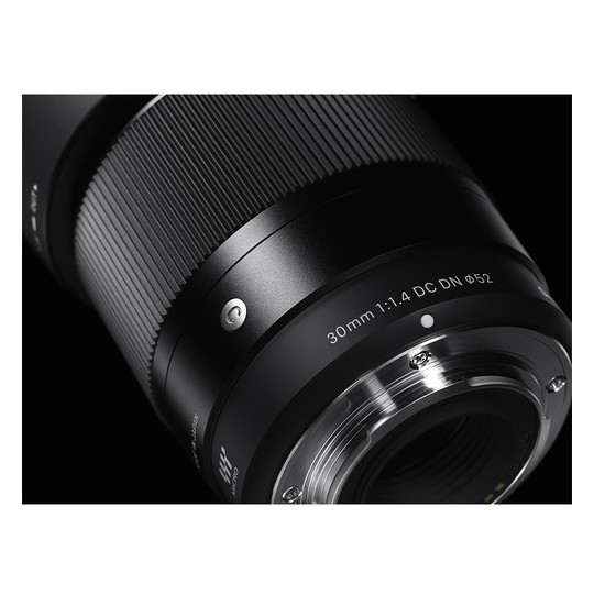 Sigma 30mm f/1.4 DC DN Lens For Sony E Mount Mirrorless Camera