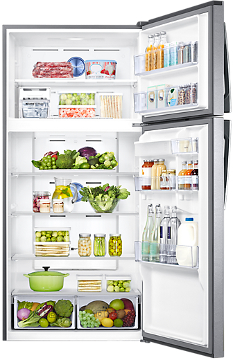 Samsung Top Mount Refrigerator 850 Litres RT85K7110SL