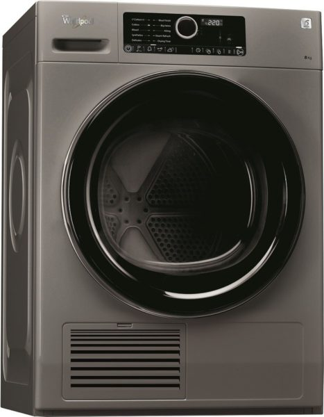 Whirlpool Dryer 8kg DSCX80114