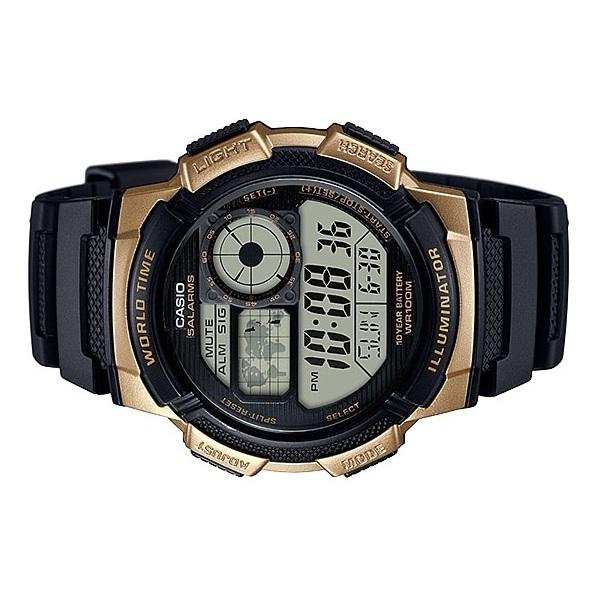 Casio AE-1000W-1A3V Watch