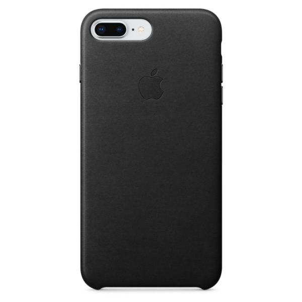 Apple Leather Case Black For iPhone 8 Plus/7 Plus - MQHM2ZM/A
