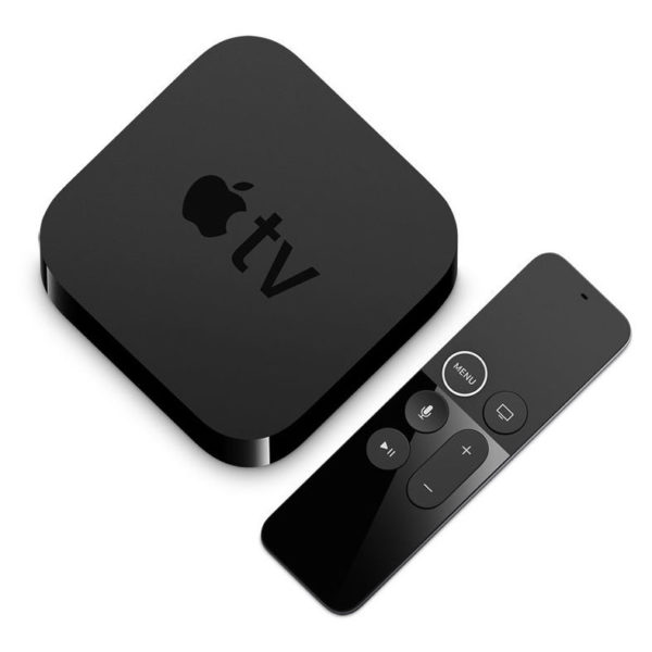 Apple TV 4K 64GB Black MP7P2AE/A