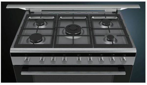 Siemens 5 Gas Burners Cooker HG2I1TQ50M