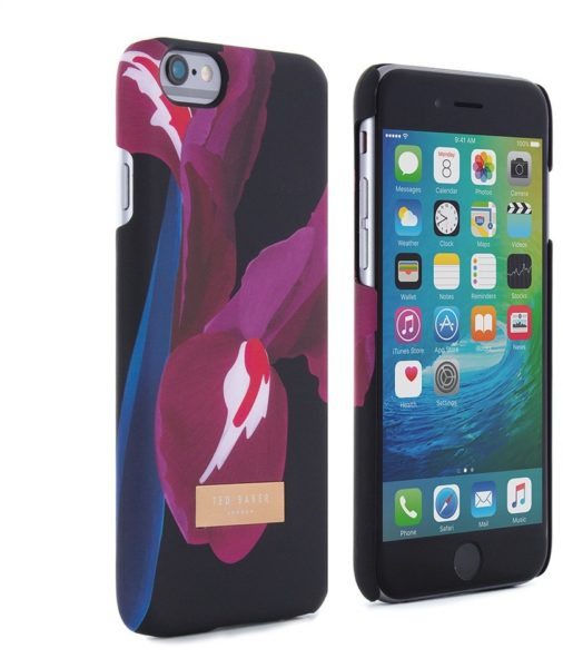 e244cb192aa25b Proporta PRO30131 Ted Baker Back Shell Case Stencilled Stem For IPhone 6 6S
