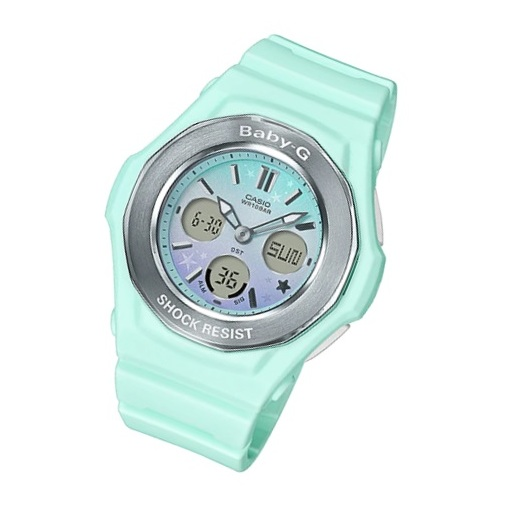 Casio BGA100ST3ADR Baby G Watch