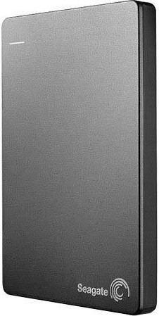 Seagate STDR2000201 Backup Plus Portable Hard Drive USB3.0 Silver 2TB