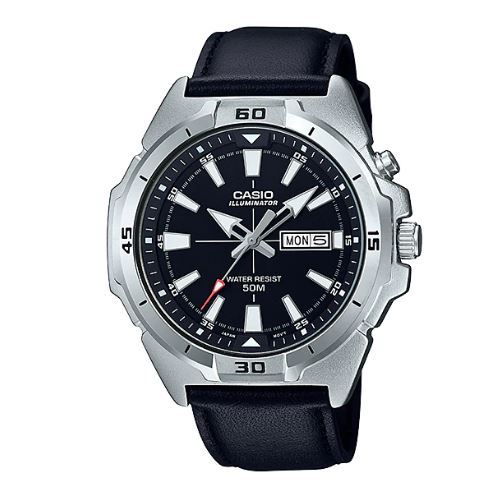 Casio MTP-E203L-1AV Enticer Men's Watch