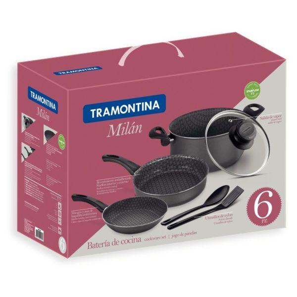 Tramontina Paris Cookware 6pc Set 20599390