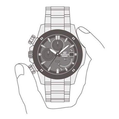 Casio EFR558DB1AVUDF Edifice Watch
