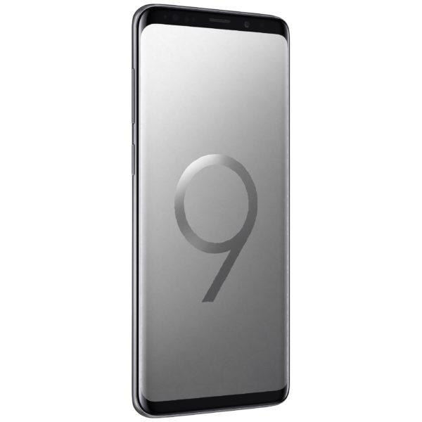 Samsung Galaxy S9+ 256GB Titanium Grey 4G Dual Sim - S9 Plus
