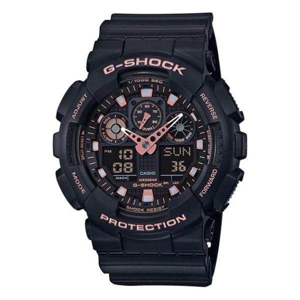 Casio GA-100GBX-1A4 G-Shock Watch