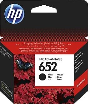 HP 652 F6V25AE Ink Cartridge Black