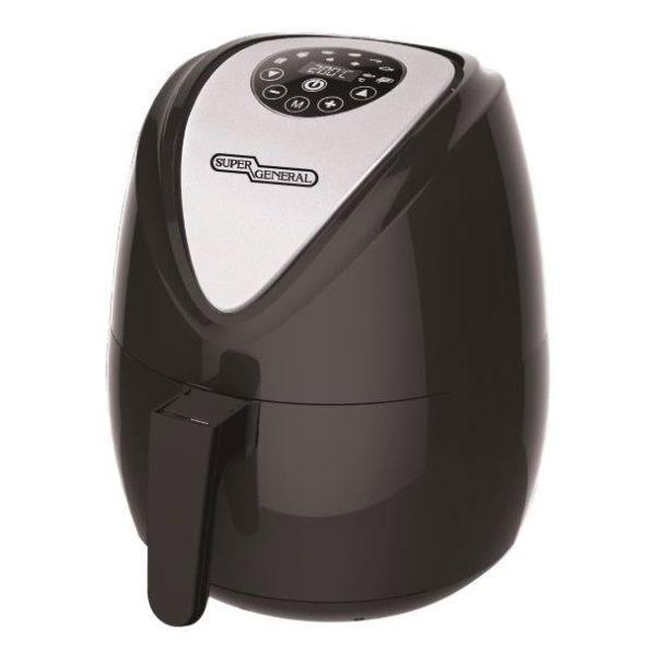 Super General Air Fryer Digital SGAF2627BD