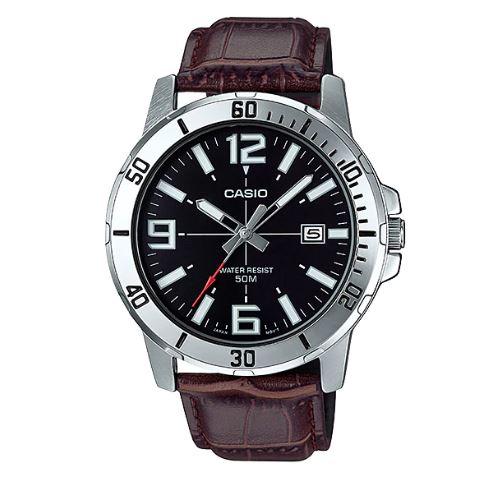 Casio MTP-VD01L-1BVU Dress Men's Watch