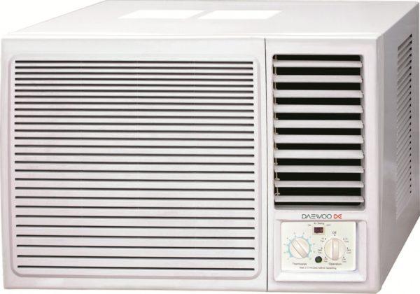 Daewoo Window Air Conditioner 2 Ton DWB2448CT