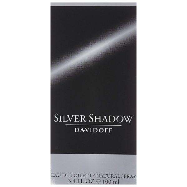 Davidoff Silver Shadow Perfume For Men 100ml Eau de Toilette