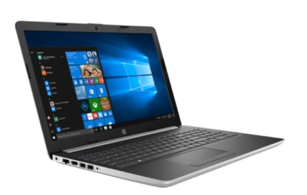 HP 15-DA0022NE Laptop - Core i5 1.6GHz 8GB 1TB 4GB Win10 15.6inch FHD Natural Silver