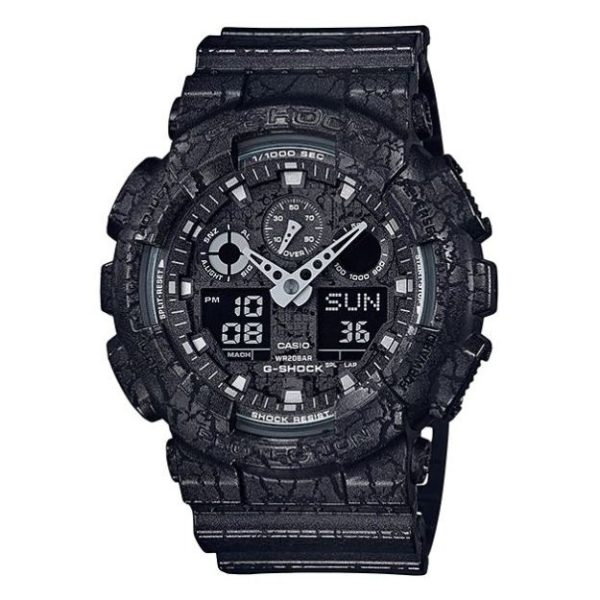 Casio GA-100CG-1A G-Shock Watch