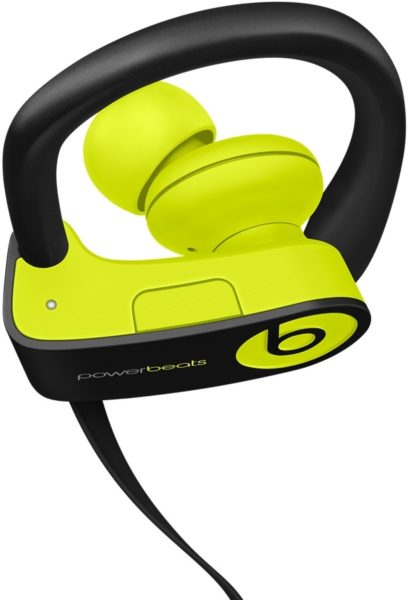 Beats MNN02SO/A Powerbeats3 Wireless Earphones Shock Yellow
