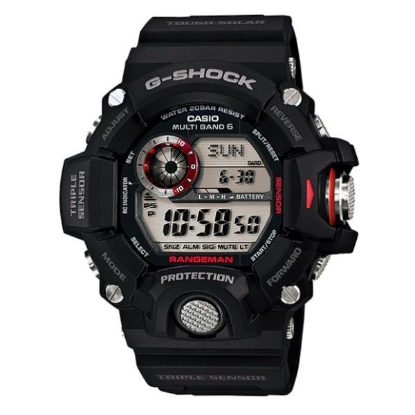 Casio GW94001DR G Shock Proffessional Watch