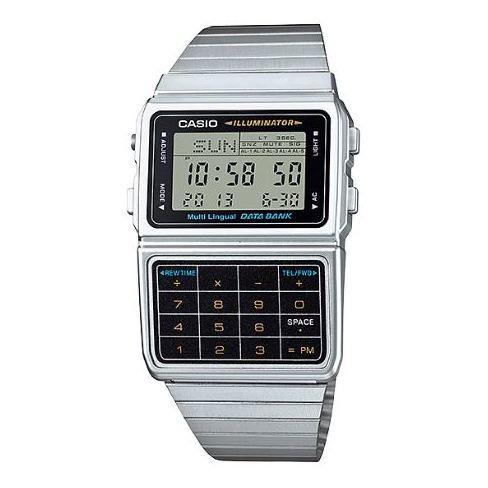 Casio DBC-611-1 Data Bank Unisex Watch
