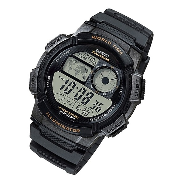 Casio AE-1000W-1AV Watch