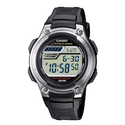 Casio W-212H-1AV Watch