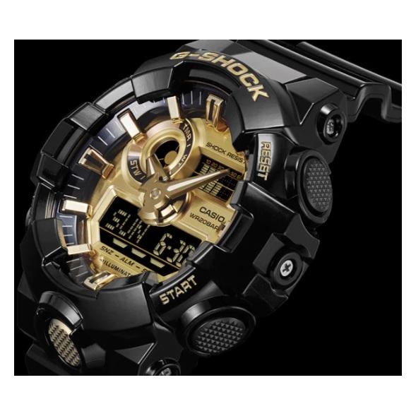 Casio GA-710GB-1A G-Shock Watch